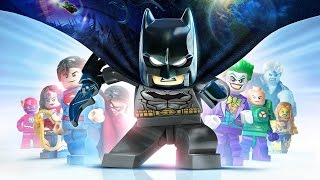 CGR Undertow - LEGO BATMAN 3: BEYOND GOTHAM review for Nintendo Wii U