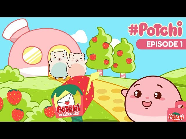 Episode 1: Welcome to POTCHI RESIDENCES! 📬💗