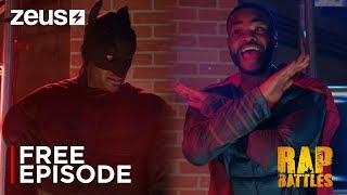 King Bach and Conceited | Rap Battles | Batman vs Superman | FREE EPISODE