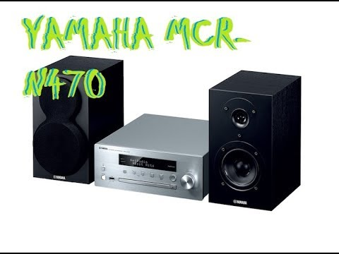 yamaha mcr n470 bass test youtube. Black Bedroom Furniture Sets. Home Design Ideas