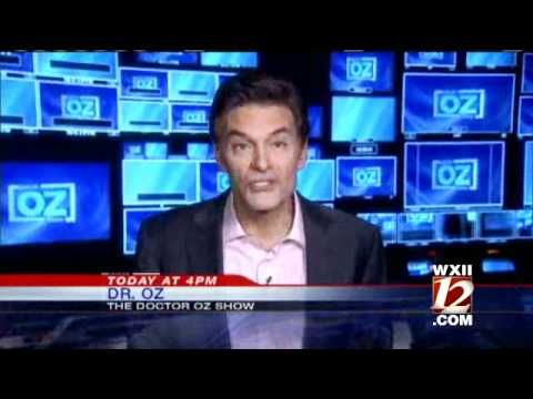 Dr. Oz Show Talks About Your Toilet Bowl Diagnosis - YouTube