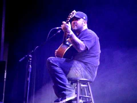 Aaron Lewis (Staind) Borgata - Music Box - Atlantic City 13/2/09 'Reality'