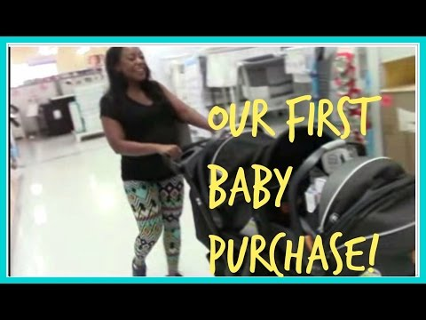 Our First Big Baby Purchase: Buying Car Seats