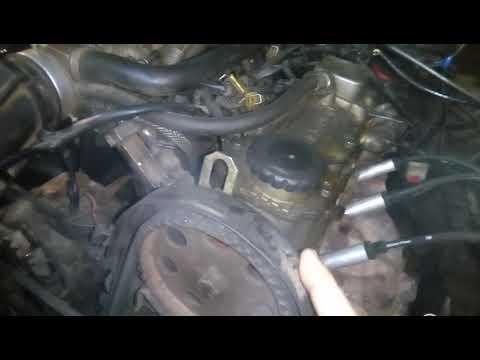 двигатель не набирает больше 1500 оборотов/мин, троит, не едет опель омега а C20NE