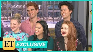 Comic-Con 2019: The Cast of Riverdale Gives Season 4 Relationship Updates