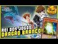 REI DOS JOGOS DE DRAGÃO BRANCO! - Yu-Gi-Oh! Duel Links #683