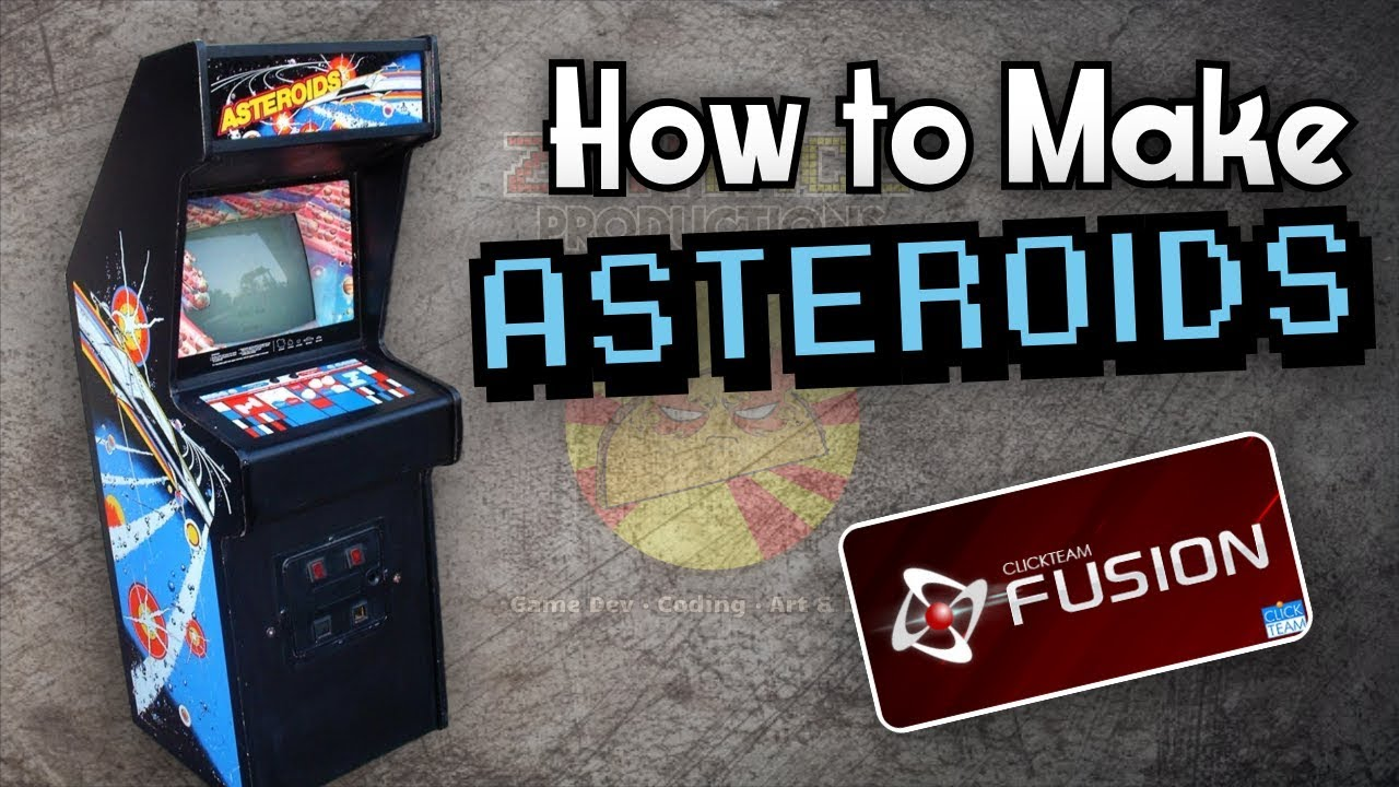 Asteroids tutorial for Clickteam Fusion 2 5 – ZenTaco
