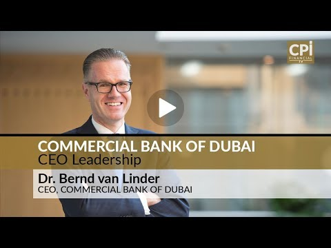 COMMERCIAL BANK OF DUBAI – CEO LEADERSHIP SERIES