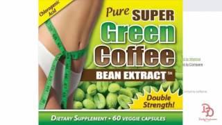 Капсулы для похудения Super Green Coffee Bean Extract(, 2016-09-15T13:39:29.000Z)