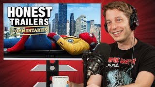 Honest Trailer Commentaries - Spider-Man: Homecoming
