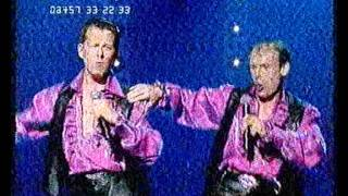 BBC Newsreaders perform I Just Want To Make Love To You - BBC Children in Need 2003