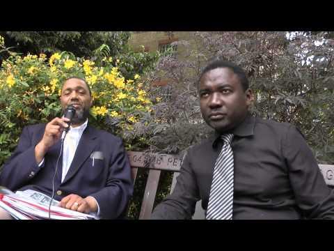 Race Equality, & Revolution,London 17/06/14, Andy Lumeh, Ministries Evangelist, London SW7