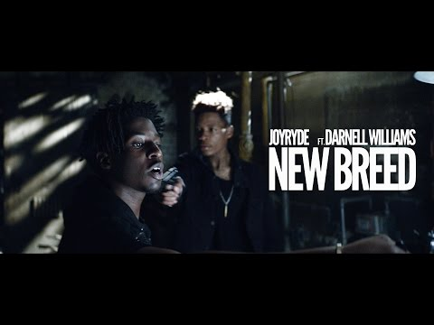 JOYRYDE - NEW BREED [ ft. DARNELL WILLIAMS ]