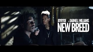 JOYRYDE - NEW BREED [ ft. DARNELL WILLIAMS ] thumbnail