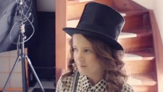 "Amira Willighagen - ""The Making Of"" Series (part 2 of 4) - 2nd Album CD ""Merry Christmas"" - 2015"