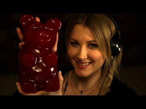 Raw Tingles: Gummy Things - Binaural ASMR