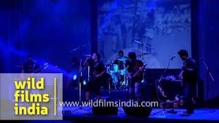 Gospel rock band from Manipur: Redolent live in Delhi