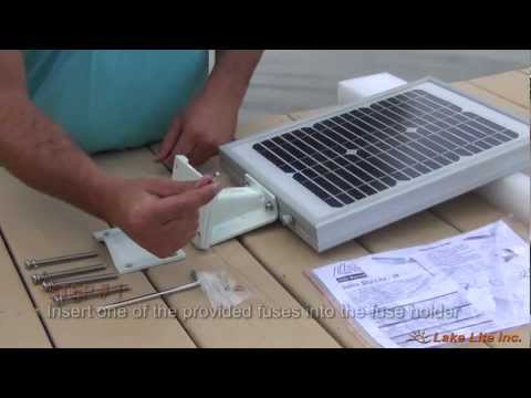Solar Sky Light Installation Video