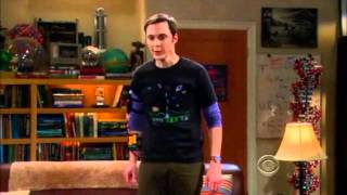 Sheldon's Halloween Revenge(Месть Шелдона)