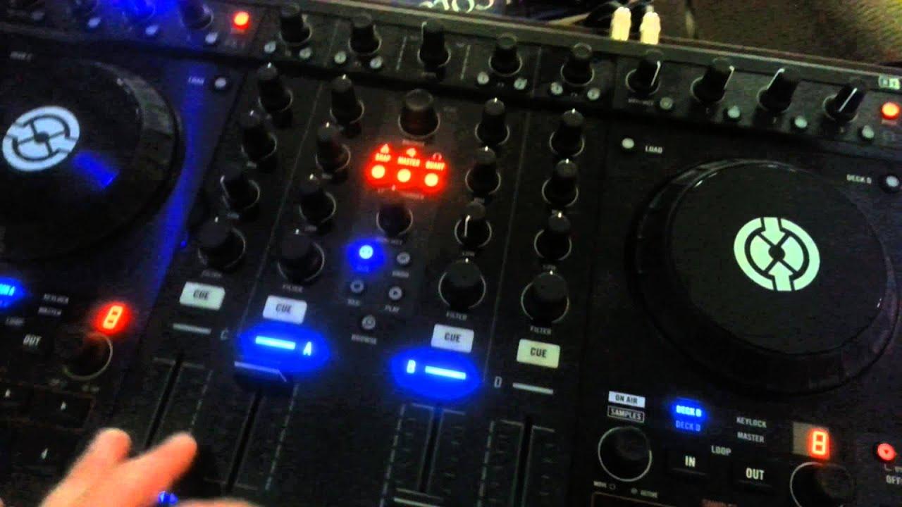 Native Instruments Traktor Kontrol S4 Mk2 Review - Digital DJ Tips