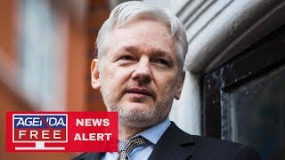 Charges Against Julian Assange Accidentally Revealed