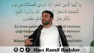 Hacı Ramil - Usaqlar haqqında
