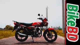 Lifan Glint 100 First Impression Review By Team BikeBD (Bangla)