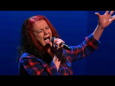 The Voice of Ireland Series 4 Ep2 - Helena Bradley Bates - Alone - Blind Audition