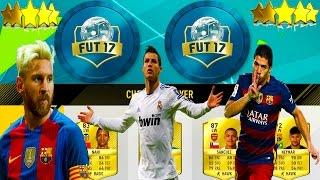 FIFA 17 Ultimate Draft - Tripleta Magica !!!