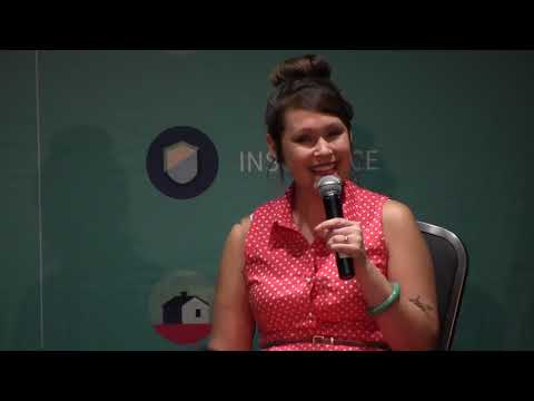 Highlights from Amber Nash's Q&A at Forest City Comicon 2017