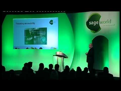 Sage World 2011 Lee Perkins - Introduction