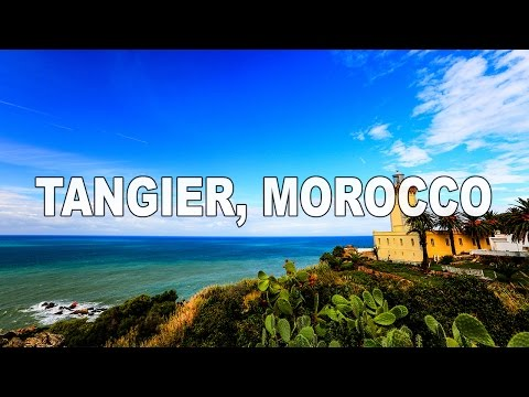 Lunch in Tangier - Morocco