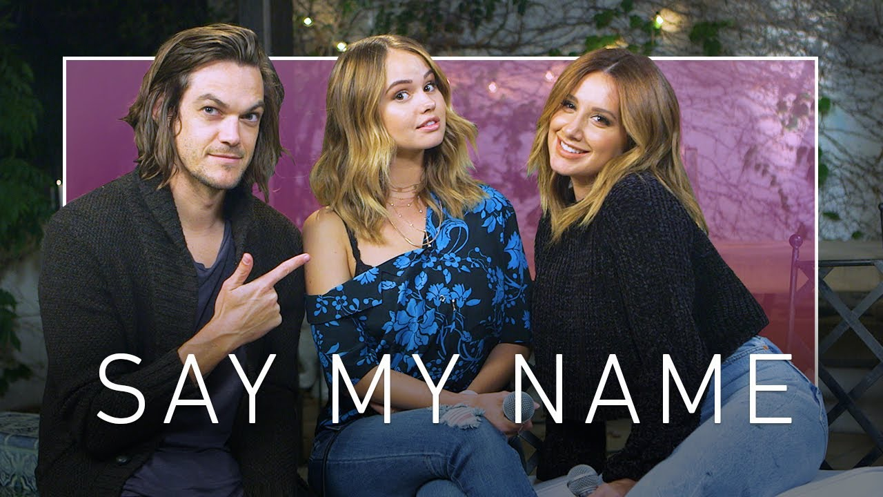 say my name ft debby ryan music sessions ashley. Black Bedroom Furniture Sets. Home Design Ideas