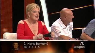 Haris Berkovic - Losa stara vremena - (live) - ZG polufinale 14/15 - 20.06.2015. EM 43
