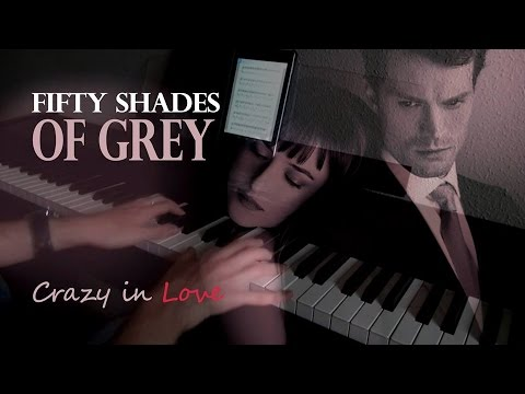 50 Shades of Grey - Crazy in Love (Piano Cover | Sheet Music | Partituras)