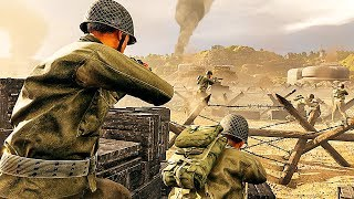 ENLISTE: Invasion of Normandy Gameplay Trailer (2018) PS4 / PC