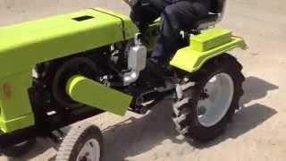 обзор трактора DW 120 B (1/2)(, 2014-05-17T08:28:56.000Z)