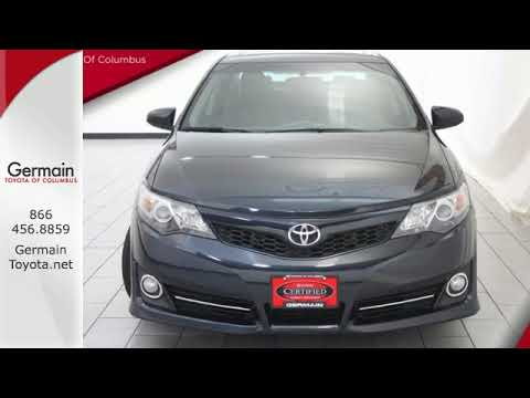Used 2014 Toyota Camry Columbus, OH #P 2955   SOLD