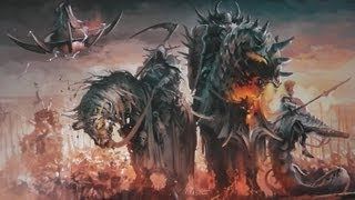 Warriors Of Chaos Armeebook 8th Eddition Review Youtube
