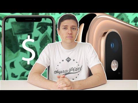 ¿Por qué los iPhones cuestan tanto dinero?