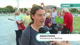 Sessió formativa voluntaris dels Jocs Mediterranis