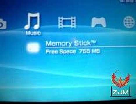 Download Free MP3's To Your PSP From Your PSP