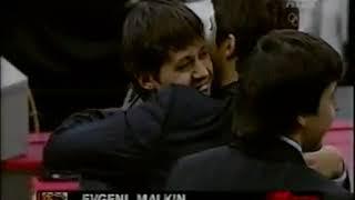 Video Penguins draft Evgeni Malkin the second overall (2004) download MP3, 3GP, MP4, WEBM, AVI, FLV Maret 2018
