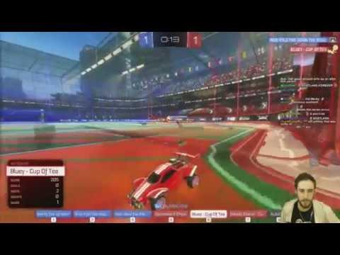 Scotland vs England   Rocket League   International 3v3 Showmatch