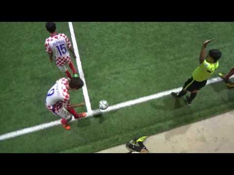 Thaitae Euro 2016 Group D croatia VS Turkey  ครึ่งหลัง