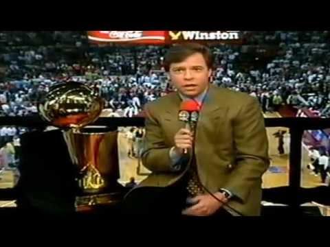 1993 NBA Finals Gm. 5 Suns vs. Bulls (1/8)