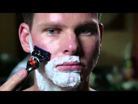 Steve Smith says GoodbyeShaveFace   Gillette Fusion ProGlide with FlexBall Technology