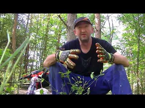 Guga az erdőn és a Fuxtec KSP155