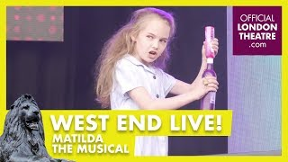 West End LIVE 2017: Matilda The Musical thumbnail