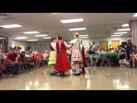 Somogy Karilaso -Louisville Ethnic Dancers